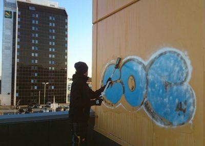 GRAFFITIFJERNING