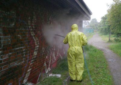Graffitifjerning VRM DRIFT AS